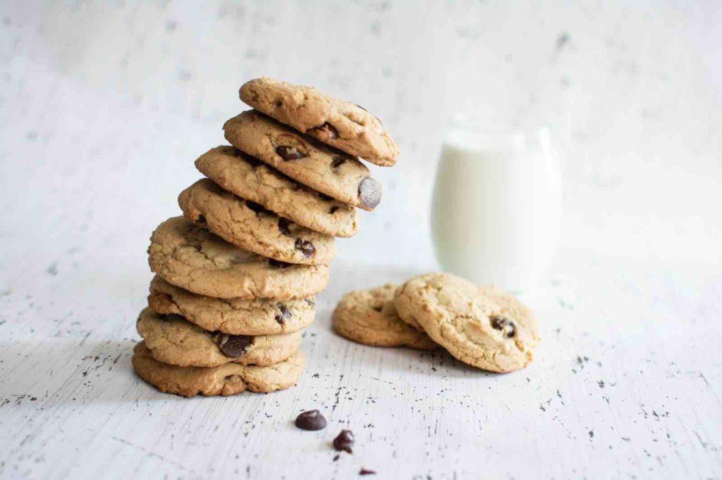 Image de cookies. Recette à réaliser avec ses enfants.