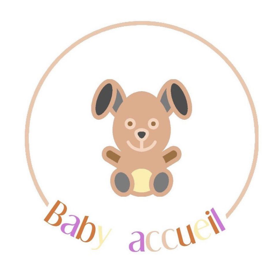 Logo crèche baby accueil baby cool chant'accueil lambersart
